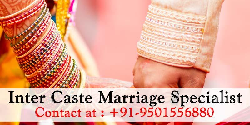 Inter Caste Marriage Specialist in India